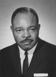 Pictured above is Zirl A. Palmer, the first African American to be named to the UK Board of Directors.